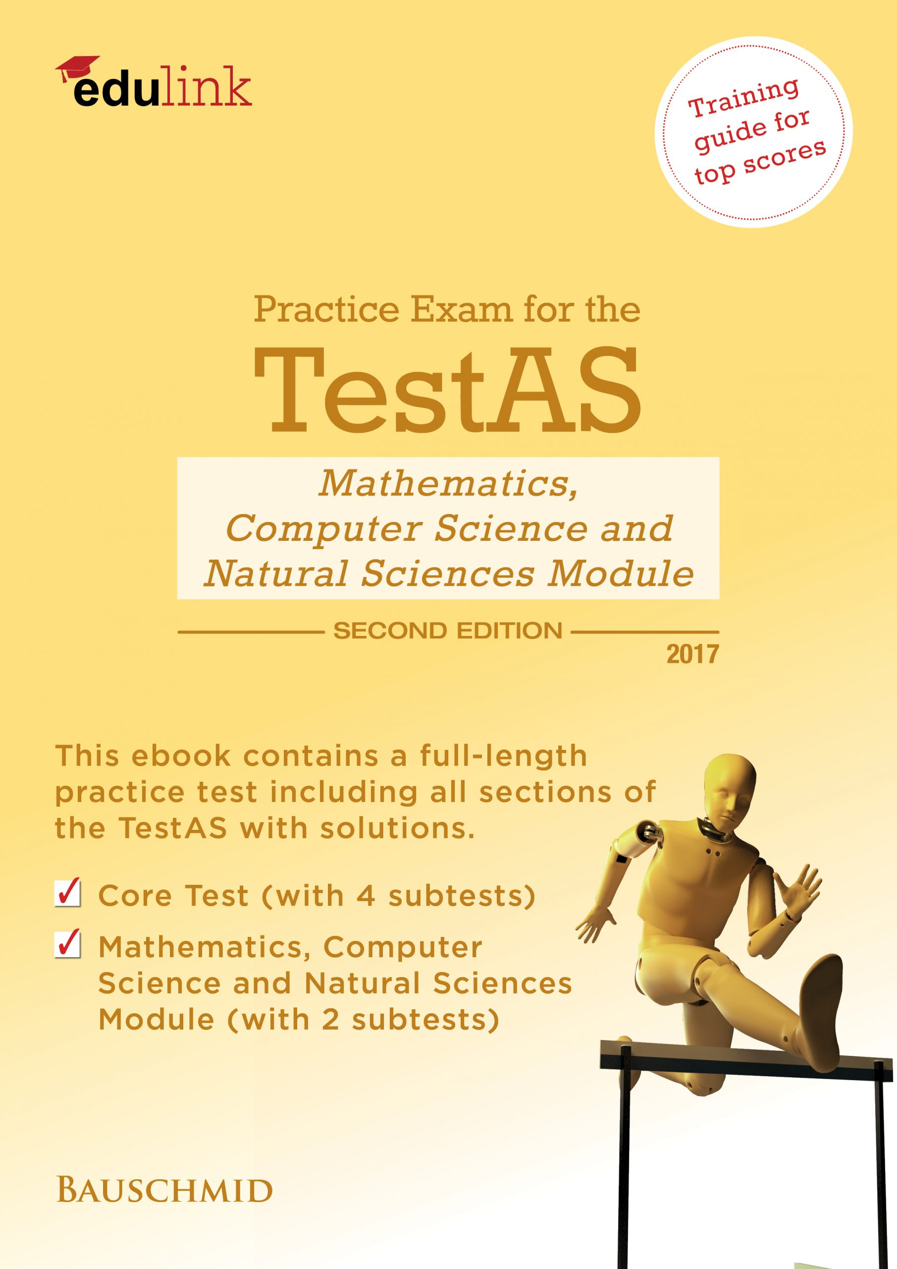 TestAS Mathematics Computer Science Natural Sciences Module Practice Exam 2nd ed scaled