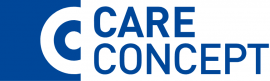 care concept ag vector logo